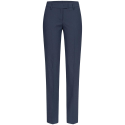 Greiff Corporate Wear Premium Damen Hose Regular Fit Blau...