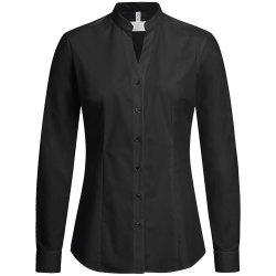 Greiff gastro moda Service Damen Bluse Langarm Regular...