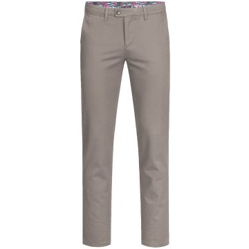 Größe 48 Greiff Corporate Wear Casual Herren Chinohose Regular Fit Kitt Beige Modell 1337