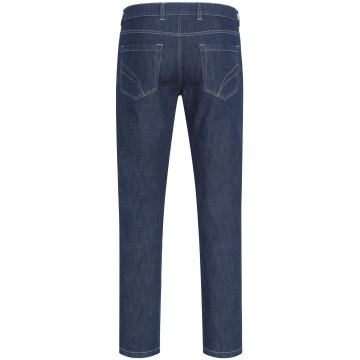Größe 106 Greiff Corporate Wear Casual Herren Jeans Hose Regular Fit Blau Jeansblau Denim Modell 13017 6913