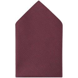 Greiff Corporate Wear Herren Einstecktuch Bordeaux Rot...