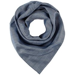 Greiff Corporate Wear Damen Tuch Glencheck Blau Modell 6901