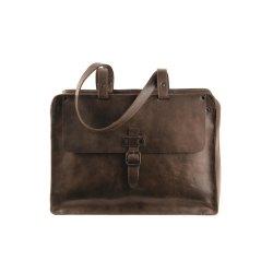 HAROLD´s Aberdeen Businesstasche groß braun...