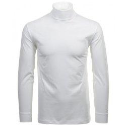 Ragman Herren Shirt Rollkragen weiß Modell 40170