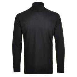Ragman Herren Shirt Rollkragen schwarz Modell 40170