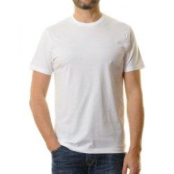 Ragman Herren T-Shirt Rundhals weiß Modell 40181