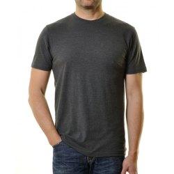 Ragman Herren T-Shirt Rundhals anthrazit Modell 40181