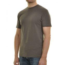 Ragman Herren T-Shirt Rundhals dunkelgrau Modell 40181