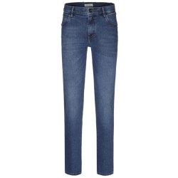 Bugatti Herren Jeans 5-Pocket Stil Flexcity Jeansblau