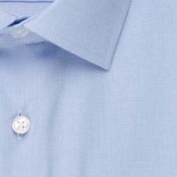 Seidensticker Schwarze Rose Hemd Shaped Fit Hellblau...