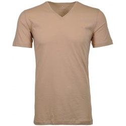 Ragman Herren T-Shirt Doppelpack V-Ausschnitt Body Fit...