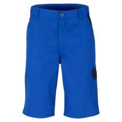 beb Classic Herren Shorts Bermuda Kornblau Marine 65 %...