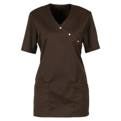 beb Damen Kasack Schlupfkasack Chocolate Brown Braun 50 %...