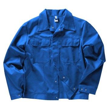 Größe 52 beb Basic Herren Bundjacke Kornblau 65 % Polyester 35 % Baumwolle