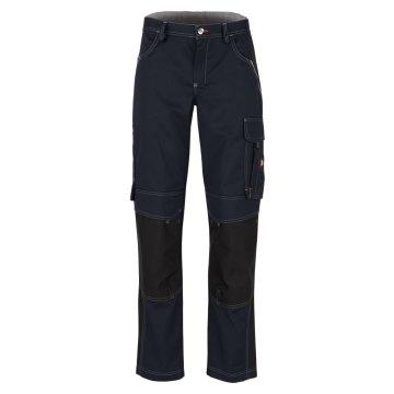 Größe 114 beb Inflame Bundhose Blue Shadow Schwarz 65 % Polyester 35 % Baumwolle für Damen und Herren
