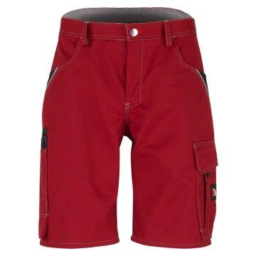 Größe 58 beb Inflame Shorts Rot Schwarz 65 % Polyester 35 % Baumwolle