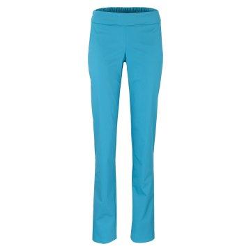 Größe XS beb Damen Schlupfhose Petrol Stretchgewebe 49 % Baumwolle 48 % Polyester 3 % Elastan