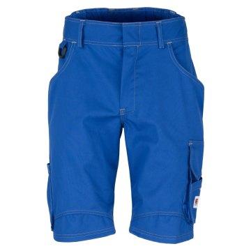 Größe 46 beb Flex Herren Shorts Kornblau Schwarz 65 % Polyester 35 % Baumwolle Fairtrade