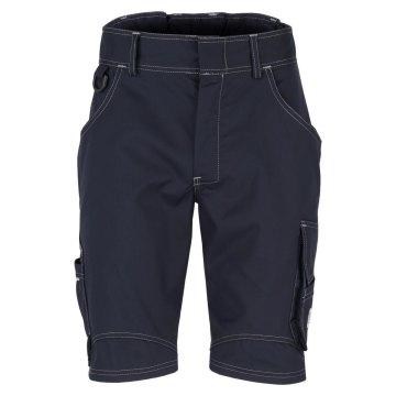 Größe 50 beb Flex Herren Shorts Dunkelblau Schwarz 65 % Polyester 35 % Baumwolle Fairtrade