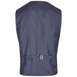 Größe 48 Atelier Torino Hotline Gala Weste Orazio Modern Fit Marineblau Hochzeitsanzug Schurwolle 881772/30