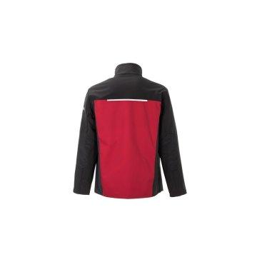 Größe 42 Planam Norit Herren Hybridjacke rot schwarz Modell 6507