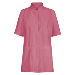 Größe XXXL Greiff Care Damen Kasack Kurzarm Mattrosa 50 % Baumwolle 50 % Polyester Modell 5106