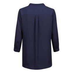 Greiff Corporate Wear Shirts Damen Chiffon Bluse mit...
