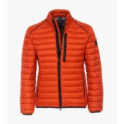 Casamoda Jacke Steppjacke Orange 100% Polyamid normale...