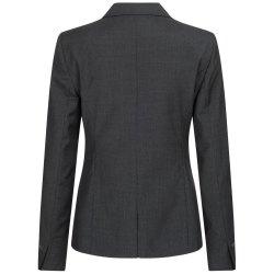 DANIEL HECHTER Damen Blazer Tailored Modern Fit Anthrazit...