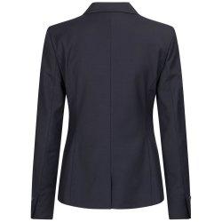 DANIEL HECHTER Damen Blazer Tailored Modern Fit Marine...
