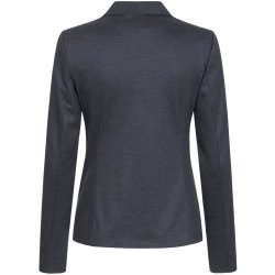 DANIEL HECHTER Damen Jersey Blazer Casual Modern Fit Blau...