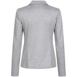 DANIEL HECHTER Damen Jersey Blazer Casual Modern Fit Grau...