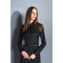 DANIEL HECHTER Damen Bluse Langarm Essentials Modern Fit...