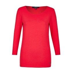 DANIEL HECHTER Damen Shirt 3/4 Arm Essentials Modern Fit...