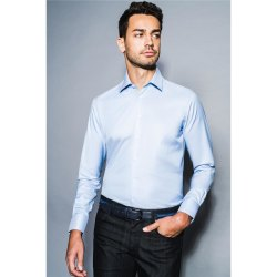 DANIEL HECHTER Herren Hemd Langarm Essentials Shape Fit...