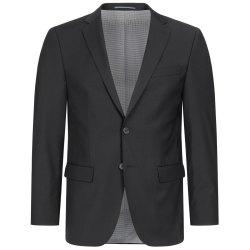 DANIEL HECHTER Herren Sakko Tailored Modern Fit Schwarz...