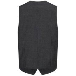 DANIEL HECHTER Herren Weste Tailored Modern Fit Anthrazit...