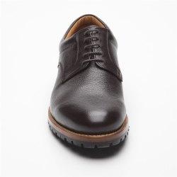 Größe D 43 UK 9 Prime Shoes Moskau Braun Buffalo Testa di Moro Plain Derby Rahmengenäht edler klassischer Schnürschuh feinstes Kalbsleder